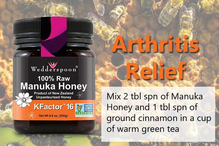 honey for arthirits