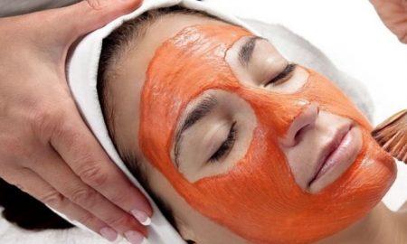 natural bottox facial mask