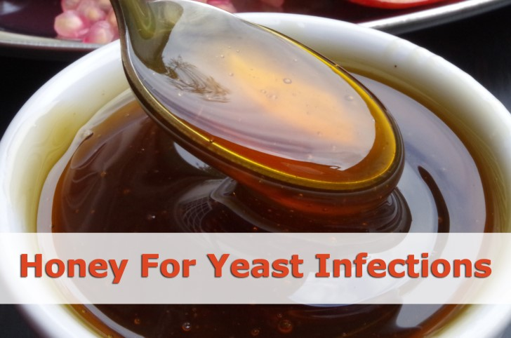 honey for yeast infections